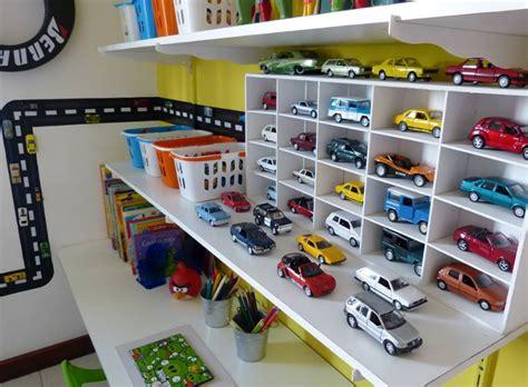 tempat koleksi mainan anak di dinding yang keren desain