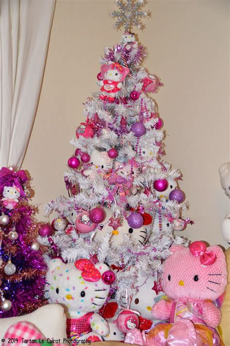 kitty christmas tree festival collections