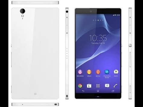 sony xperia zx new concept look