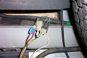 Adding Trailer Wiring To A  U0026 39 91 Fj80