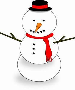 Snowman Clip Art at Clker.com - vector clip art online ...