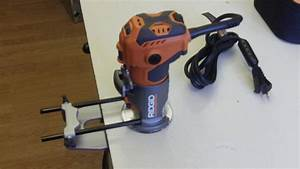 Ridgid Laminate    Trim Router - Power Tools