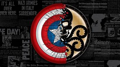 Captain America Hydra Desktop Computer Wallpapers Backgrounds