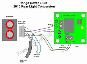 2010 Led Fog Light Flash Fix For Range Rover L322 02