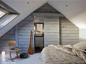 Amenagement Des Combles : 35 chambres sous les combles elle d coration ~ Melissatoandfro.com Idées de Décoration