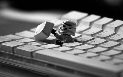 Tech Wallpapers Hi Keyboard Cool Computer Stormtrooper