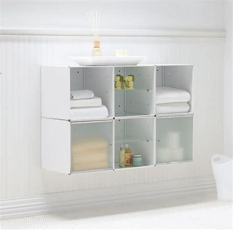 Bathroom Wall Storage Cabinet Ideas by Great Bathroom Storage Ideas For Small Bathrooms This