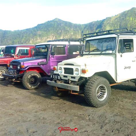 sewa jeep bromo kota pasuruan fantastrip indonesia