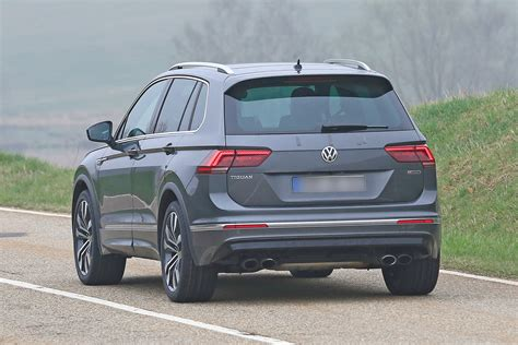 Volkswagen Tiguan Picture by New 2019 Volkswagen Tiguan R Spied Testing Pictures