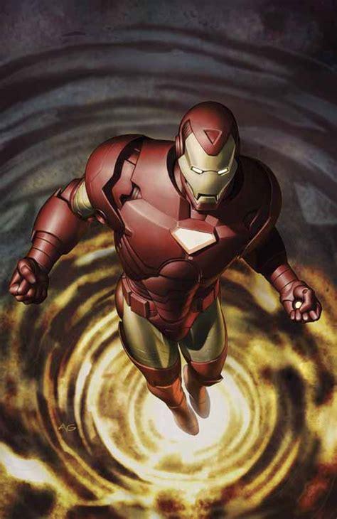 iron man comic art community gallery  comic art