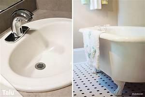 Badewanne Emaille Reparatur : emaille reparieren badewannenreparatur selber machen ~ Eleganceandgraceweddings.com Haus und Dekorationen