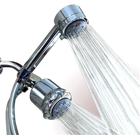 shower heads for power showers 8 best high pressure shower heads reviews the shower