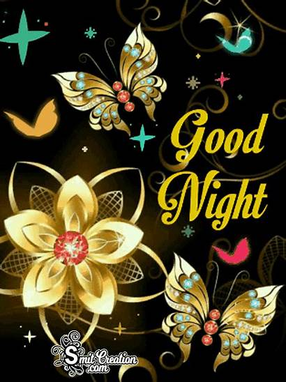 Night Butterfly Graphics Goodnight Gifs Greetings Tenor