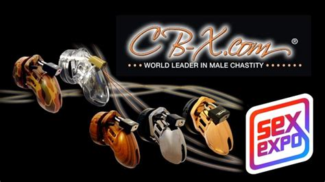 Cb X To Show Off Male Chastity Devices At Sex Expo Ny