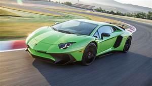 2016 Lamborghini Aventador LP750 4 SV 'Green' - YouTube