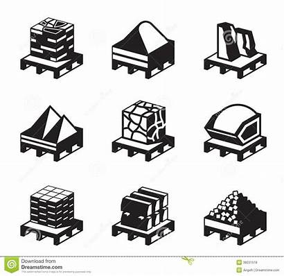 Materials Clipart Construction Building Vector Raw Illustration