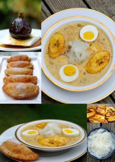 Ecuadorian Easter Dishes  Laylita's Recipes