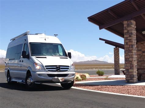 Mercedes sprinter rv rental