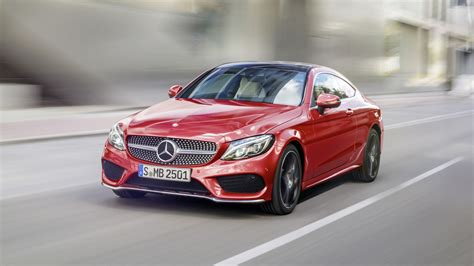 Mercedes C Klasse Coupe by 2016 Mercedes C Class Coupe Revealed Photos 1 Of 36