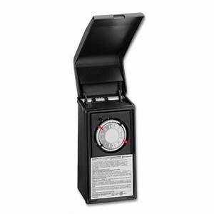 Intermatic ml t v transformer with timer watt