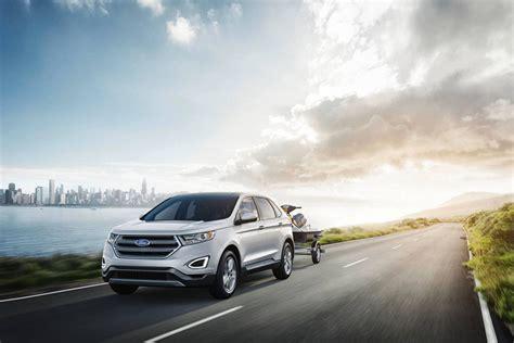 ford edge titanium price release date specs