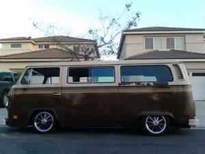 Buy used 1978 Volkswagen Bus Kombi Lowered Slammed