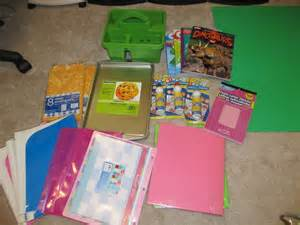 Awesome School Supplies - Viewing Gallery