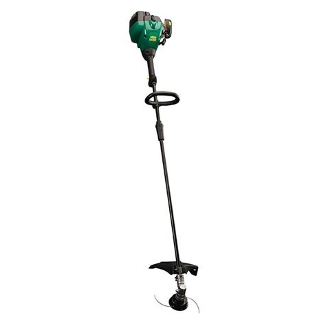 weed eater gas trimmer string trimmers battery wacker shaft lightweight operated eaters line fixed motoculteur hp money straight powered inch