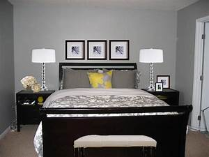 Decorations grey small bedrooms decorating ideas