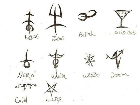 List Of Demonic Names And Meanings  Demon Symbols By. Chinese Signs. Libra Signs Of Stroke. Star Australian Signs. Behavior Signs Of Stroke. Eye Health Signs. Itchy Rash Signs. Depressive Disorder Signs. Railroad Crossing Signs