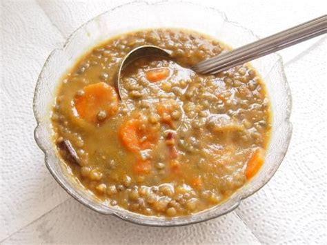 cuisine lentilles vertes 17 best ideas about soupe lentille on soupe