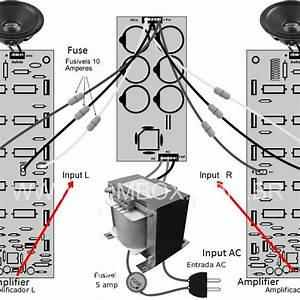 Dj Amp Wiring Diagram
