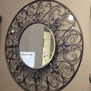 Fleur, De, Lis, Mirror