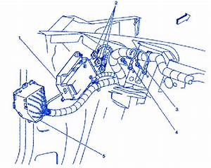Pontiac G6 Gt 2007 Engine Electrical Circuit Wiring Diagram