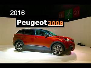 3008 Suv 2016 : 2016 peugeot 3008 suv static review inside lane youtube ~ Medecine-chirurgie-esthetiques.com Avis de Voitures