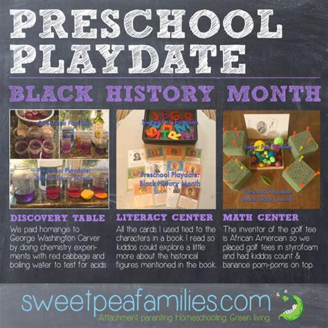 preschool black history preschool playdate black history month sweet pea families 334