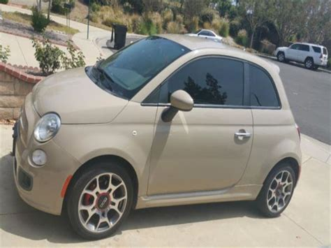 Fiat Of San Francisco by 2012 Fiat 500 For Sale By Owner In San Francisco Ca 94172