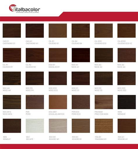 Persiane In Alluminio Colori by Tabella Colori Ral Alluminio Effetto Legno Italbacolor