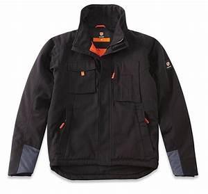 Blouson De Travail Chaud : manteau travail chaud noir parade ~ Dailycaller-alerts.com Idées de Décoration