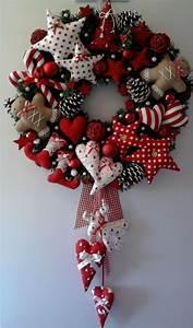 Weihnachtskranz Selber Basteln : so k nnen sie einen weihnachtskranz selber basteln 50 ideen weihnachten pinterest ~ Eleganceandgraceweddings.com Haus und Dekorationen