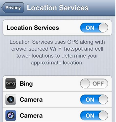 how to turn location services on iphone how to turn on location services on iphone iphone how