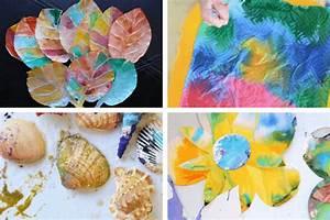 Malen Mit Kleinkindern Ideen : malen mit kindern 20 kreative ideen zum malen mit dem ~ Watch28wear.com Haus und Dekorationen