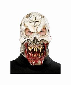 Zombie Halloween Adult Mask - Men Masks