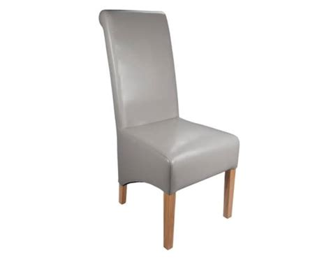 leather fabric dining chairs