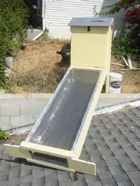 build  solar dehydrator root simple