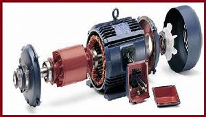 Understand The Working Principle Of Ac Induction Motors