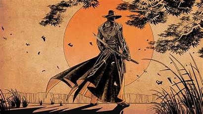 Japanese Traditional Samurai Wallpapers Boss Backgrounds Wallpaperaccess