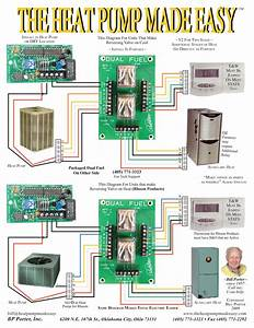 Dual Fuel Heat Pump Wiring Diagram  Dual  Free Engine Image For User Manual Download