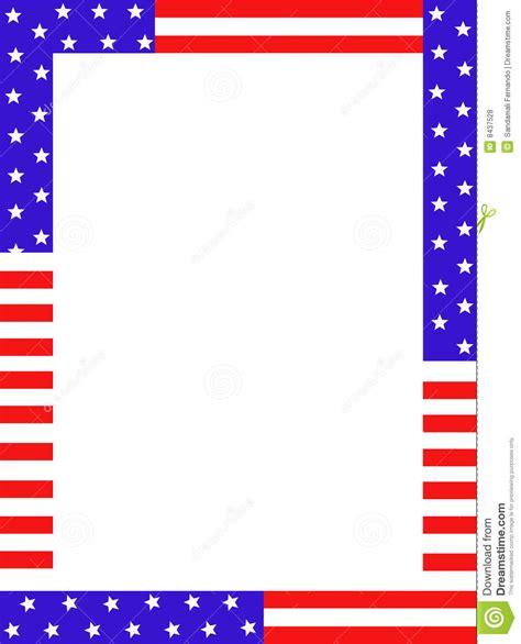 usa border royalty  stock  image