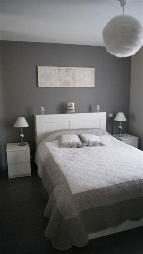 chambre blanche et grise les 25 meilleures idées de la catégorie chambre grise sur